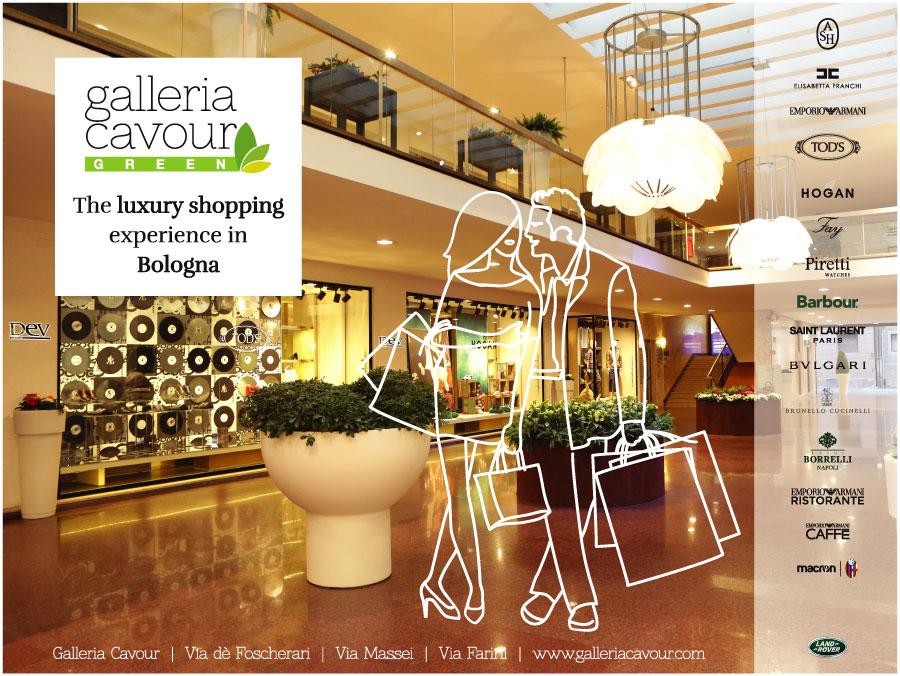 Galleria Cavour Green