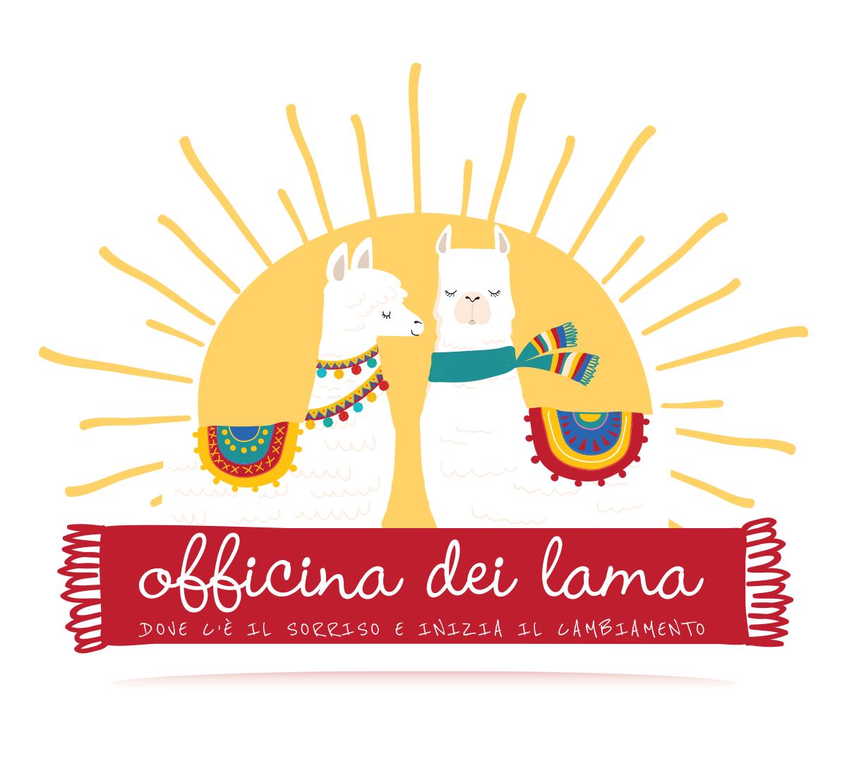 Logo Officina dei Lama
