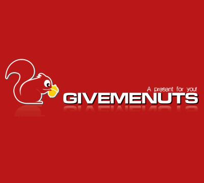 Logo GiveMeNuts