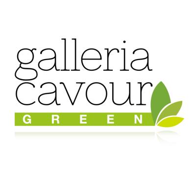 Logo Galleria Cavour Green